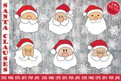 Christmas SVG Santa Claus Pack Product Image 1