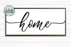 Home SVG and Printable Farmhouse Design Product Image 1