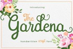 Gardena - Script Font Product Image 1
