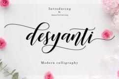 Desyanti Script Product Image 1
