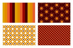 12 Retro Patterns Product Image 2