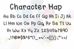 Chunky Monkey - A pudgy little font Product Image 3