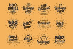 BBQ bundle. Food quotes. Design sublimation Product Image 3