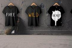 WILD & FREE Brush Font Product Image 4