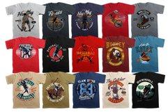 31 Sublimation sport t-shirt design Product Image 2