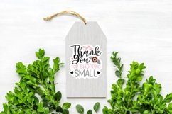 Small business and packaging sticker bundle - rose gold Product Image 3