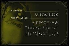 Brightone | Tattoo Script font Product Image 3