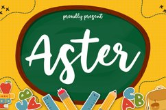 Aster Product Image 1