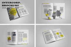 Intercorp Brochure Template Product Image 3
