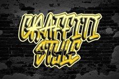 Web Font Dittocks - Graffiti Fonts Product Image 6