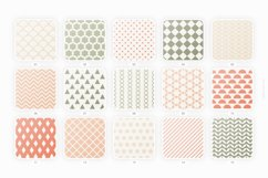 Retro geometric seamless patterns collection Product Image 2