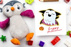 Cute Halloween Clipart, Halloween clipart, ghost clipart Product Image 3