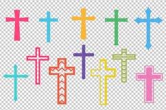 Christian cross Svg Product Image 2