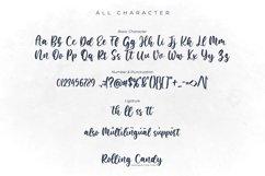 Rolling Candy-Beautiful Handwritten Font Product Image 5