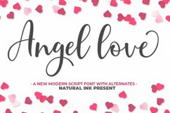 Angel love Script Product Image 1