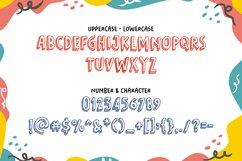 Fifth Grader - Kids Font Product Image 2