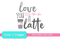 Valentine SVG | Valentine's Day SVG | Love Shirt Design Product Image 1