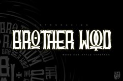 BROTHERwood Product Image 1