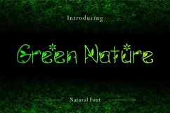 Green Nature Product Image 1