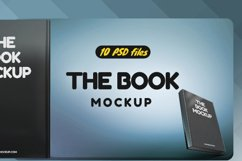 The Book Mockup Product Image 2