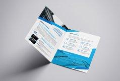 Company Bifold Blue Product Image 3
