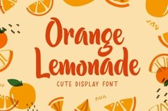 Orange Lemonade Product Image 1