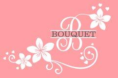 Bouquet Script Product Image 7