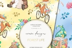Forest Life Patterns Product Image 6