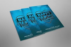 Valentines Flyer Psd Product Image 2