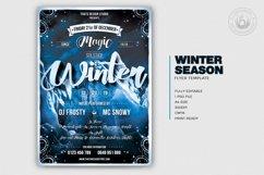 Winter Season Flyer Template V1 Product Image 2