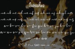 Toasted Marshmallow - A handlettered script font Product Image 3