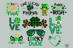 St Patrick's Day svg, Bundle svg, Clover svg, Cricut Files Product Image 3