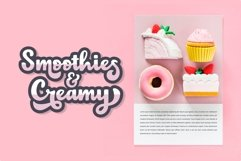Choko Milky // Fun and Bold Fonts Product Image 4
