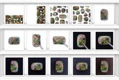 52 Unakite Background Textures Product Image 2