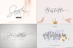 20 Incredible Handwritten Fonts Product Image 3