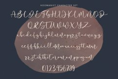 Hoomanist Natural Handwritten Font Product Image 7