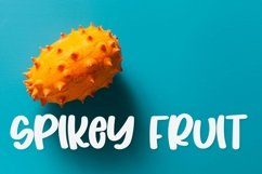 Coconut Wonder - A Simply Adorable Marker Font Product Image 5