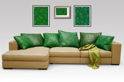 Tropical leaves and flowers set. Product Image 4