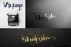 Shakila Typeface Hand Drawn Ornament Product Image 4