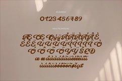 Nocarine Bold Script Product Image 5