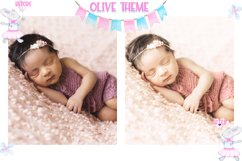 Newborn Photoshop Actions And ACR Presets, baby skin Ps Product Image 2