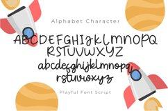 New Rocket Playful Font Script Product Image 3