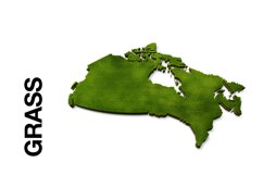 CANADA 3D Maps Images Dry Earth Snow Grass Terrain Product Image 5