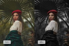 8 Pro Dark Photoshop Action, ACR and LUT Presets Product Image 1