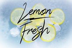 Web Font Glamor Product Image 3