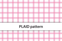 Colored plaid seamless digital paper Product Image 2