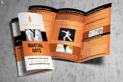Fitness Brochure Template Product Image 1