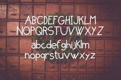 Xmas List Bold - A festive Christmas sans serif font ! Product Image 2