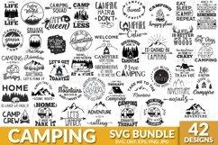 Camping SVG Bundle, Best Seller. Product Image 1