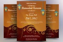 Ramadan Kareem Flyer Template Product Image 1
